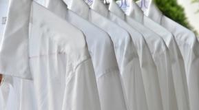 繊維をいためず、衣類が長持ち